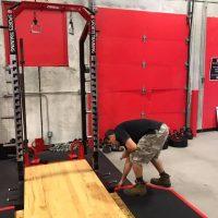 Moved NY Giants Barry Cofield's D-1 training & rehab facility_14