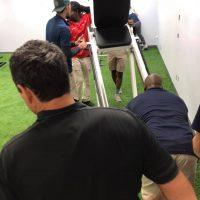Moved NY Giants Barry Cofield's D-1 training & rehab facility_23